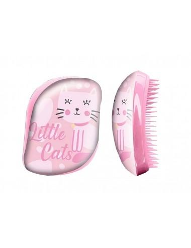 Kartáč na vlasy (teezer) s kočičkou