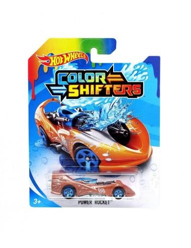 Mění barvu ve vodě! Hot wheels - Power rocket (GBF24-0913)
