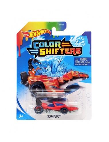 Mění barvu ve vodě! Hot wheels - Scorpedo (GKC20-0913)