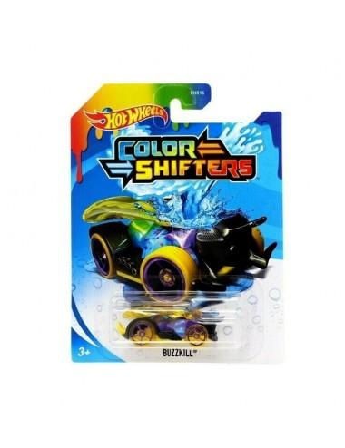 Mění barvu ve vodě! Hot wheels - Buzzkill (BHR56-0913)