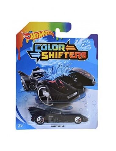 Mění barvu ve vodě! Hot wheels - Batmobile (GBF30-0913)