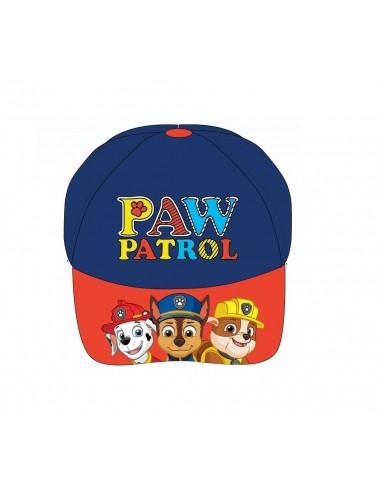 Kšiltovka Tlapková patrola - červený kšilt