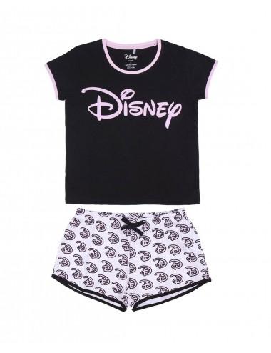 Dámské triko s kr. rukávem + kraťase Disney