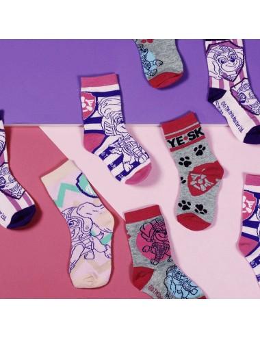 Ponožky Tlapková patrola (5ks) + pouzdro
