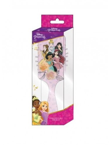 Kartáč na vlasy Princezny (dětský)