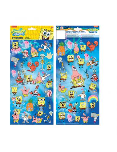 Samolepky Sponge Bob