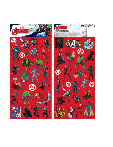 Samolepky Avengers