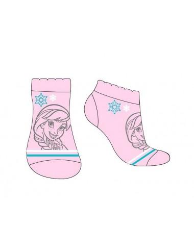 Kotníkové ponožky Ledové království - Anna