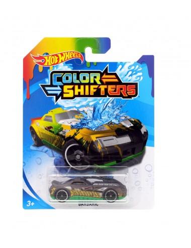 Mění barvu ve vodě! Hot wheels - Barbaric (CFM45-0913)
