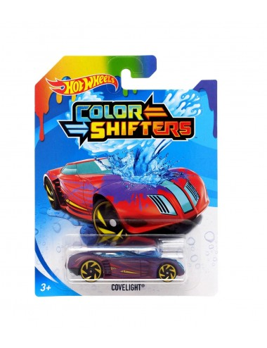 Mění barvu ve vodě! Hot wheels - Covelight (GKC19-0913)
