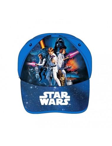 Kšiltovka Star wars - modrá
