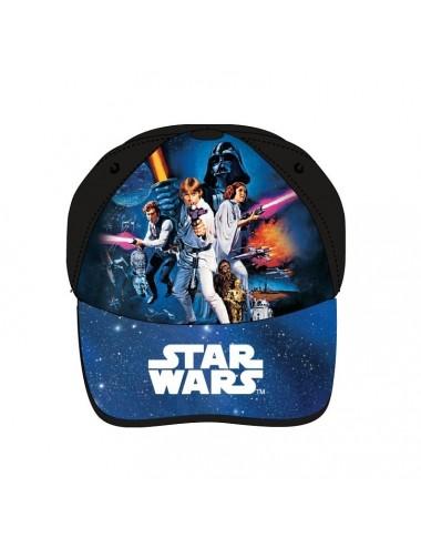 Kšiltovka Star wars - černá
