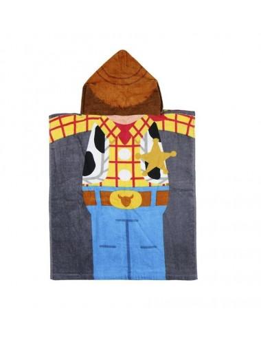 Osuškové pončo Příběh hraček - Woody