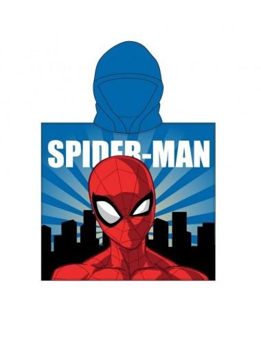 Plážové pončo Spider-man