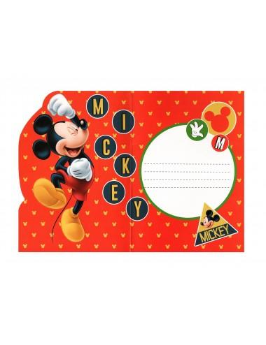 Přáníčko Mickey Mouse