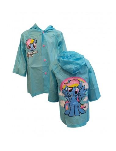 Pláštěnka My little pony - modrá