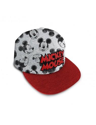 Kšiltovka s rovným kšiltem Mickey Mouse