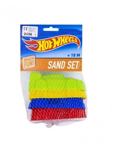 Bábovičky / formičky na písek Hot wheels
