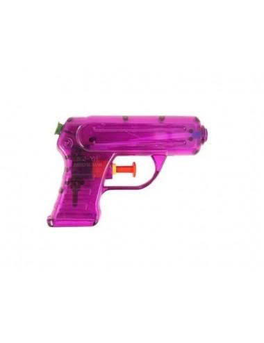 Vodní neonová pistolka - fialová