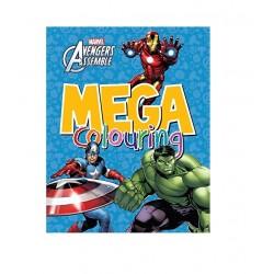 Omalovánky - Avengers