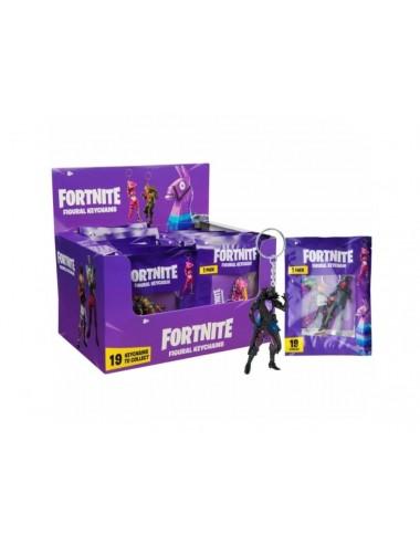 Klíčenka / přívěšek Fortnite - série 1 (fialová)