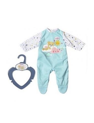 Oblečení na panenku Baby Born 36cm - modrá