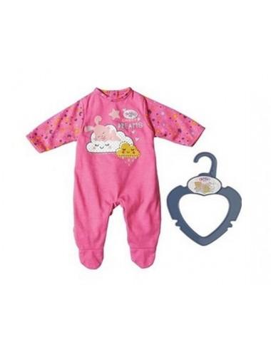 Oblečení na panenku Baby Born 36cm - růžová