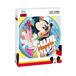 Nástěnné hodiny Mickey Mouse