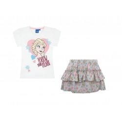 Komplet triko + sukně...