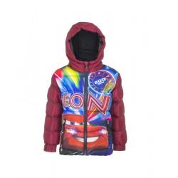 Zimní bunda Auta - červená