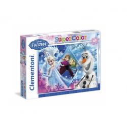 Puzzle Ledové království...