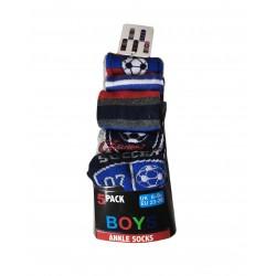 Chlapecké ponožky (5pack) -...
