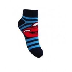 Kotníkové ponožky Auta