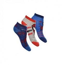 Kotníkové ponožky Spider-man (3pack)