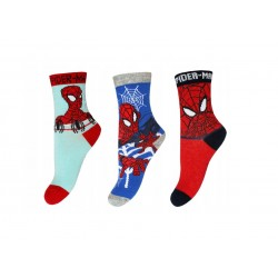 Spiderman ponožky (3pack)