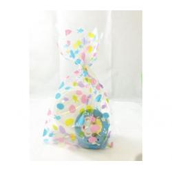 Velikonoční sáčky s mašličkou (20ks)