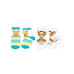Ponožky Medvídek Pú (2pack)