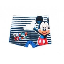 Plavky Mickey Mouse - modrá