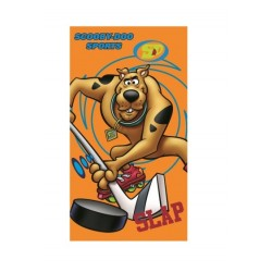 Ručník na ruce Scooby Doo - oranžový (hokejka)