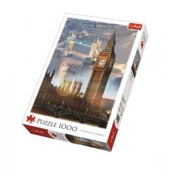 Puzzle 1.000 dílků - Londýn