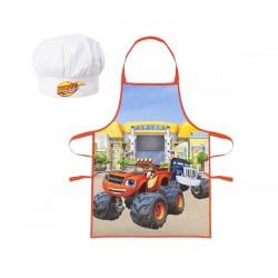 Kuchařský set - zástěra +...