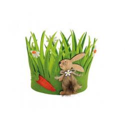 Velikonoční košík / obal na květináč