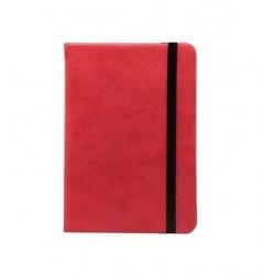 Zápisník v pevných deskách...