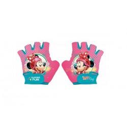 Rukavice na kolo Minnie Mouse