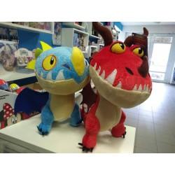 Plyšová hračka Jak vycvičit draka - Tesák