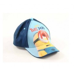 Kšiltovka Mimoni - modrá