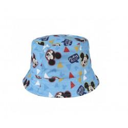 Klobouček Mickey Mouse - modrý