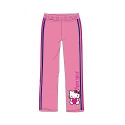 Tepláky Hello Kitty - světle růžové