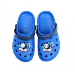Crocsy Mašinka Tomáš - světle modré