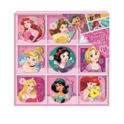 Samolepky v krabičce Princezny (36ks)